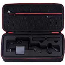 Osmo Mobile Carry Case, Smatree Portable Carrying Case for DJI Osmo Mobile Handhold Gimbal (Not for OSMO MOBILE 2)