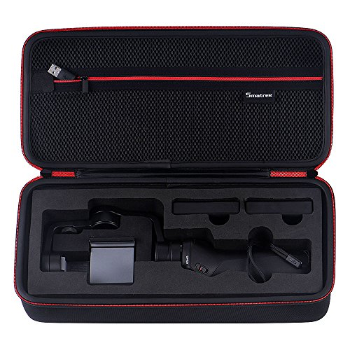 (Osmo Mobile Carry Case, Smatree Portable Carrying Case for DJI Osmo Mobile Handhold Gimbal (Not for OSMO Mobile 2) )