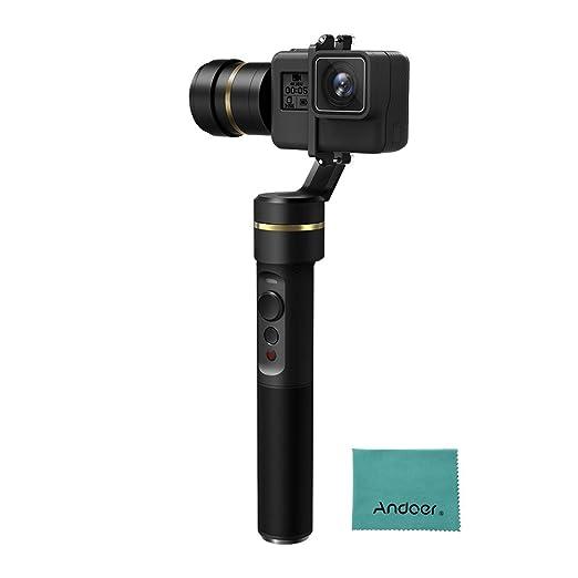 2 opinioni per Feiyu G5 3-Axis Handheld Gimbal Action Camera Stabilizer Splash-Proof for GoPro