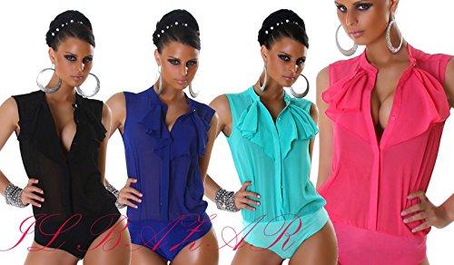 IL BAZAR - Camisas - para mujer negro