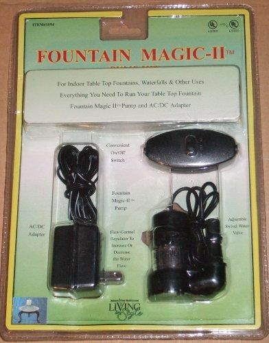 Fountain Magic III ~ Standard Power Pump Kit