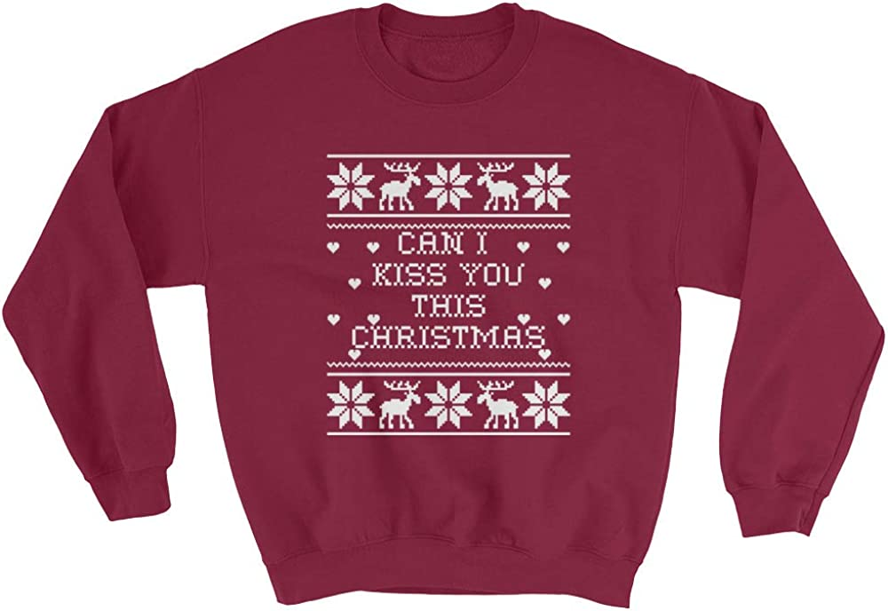Can I Kiss You This Christmas Sweatshirt