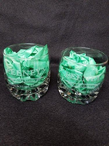 Irish Liqueur (Feeney's Irish Creme Liqueur glasses ( set of 2 ))