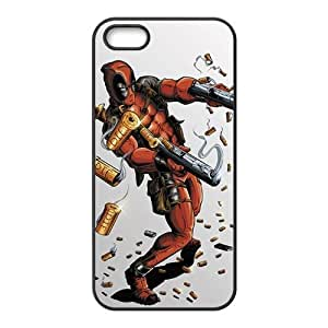 Heroic deadpool Cell Phone Case for iPhone 5S