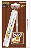 Pokemon stylus & Cleaner for Nintendo 3DS Eevee Party