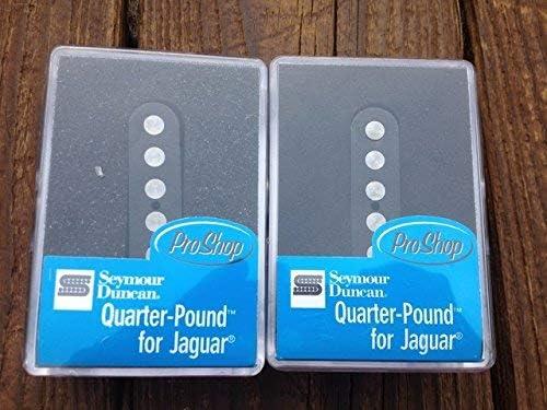Seymour Duncan SJAG-3 Quarter Pound Jaguar SET Bridge /& Neck for Fender Guitar