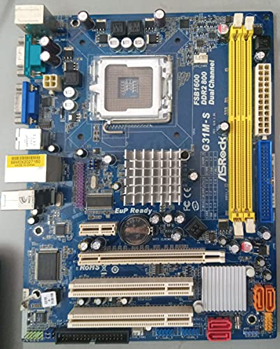 Qubis G31 Motherboard