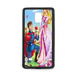 Samsung Galaxy Note 4 Phone Case Cover Sleeping Beauty SB8711