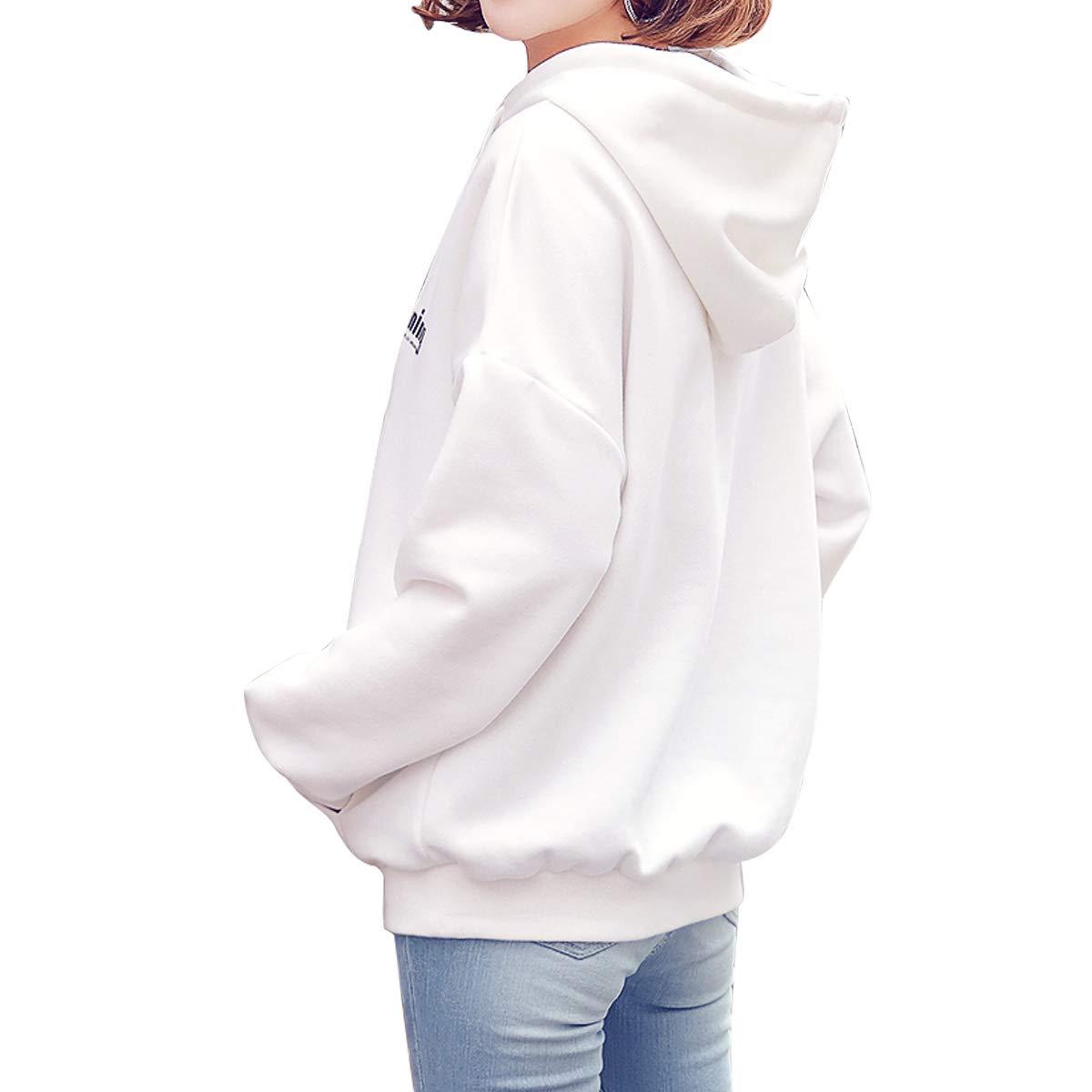 Fashion Sweatshirts (White, Small)