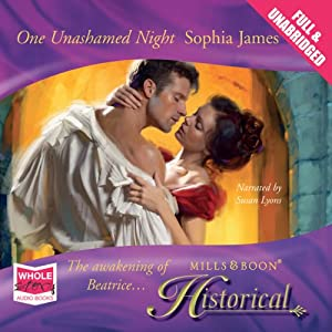 One Unashamed Night Audiobook