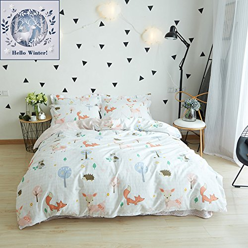 BuLuTu Bedding Closure Strings Pillowcases product image