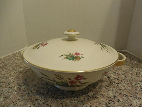 Claudia By Rosenthal Round Vegetable w/ lid Bowl Else Waltraud China ()