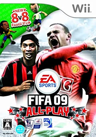 Amazon | FIFA 09 オールプレイ ...
