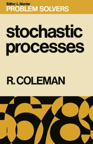 Stochastic Processes (Problem Solvers)