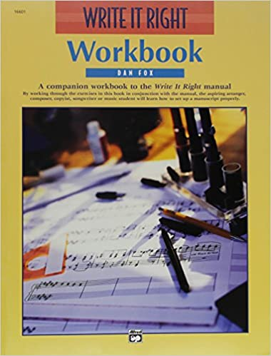 Write It Right!: Workbook