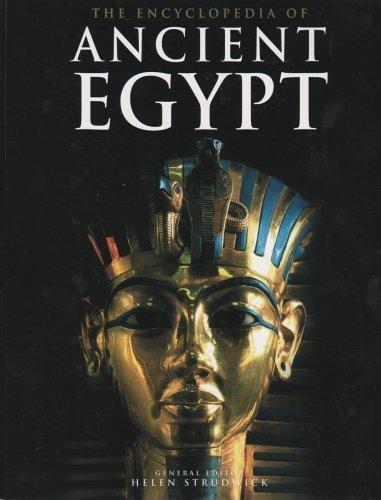 The Encyclopedia of Ancient Egypt by Strudwick, Helen (2006) Paperback