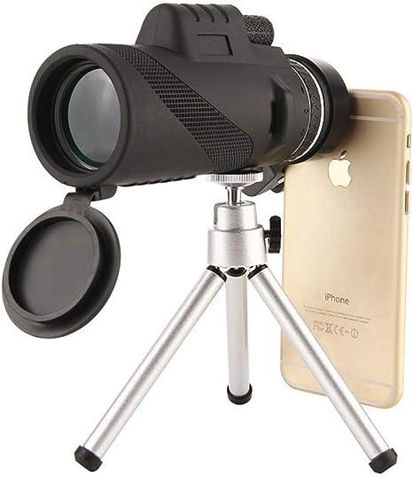 LUYION Monocular 40X60 8X BAK-4 Prismas Lente FMC Binocular ...