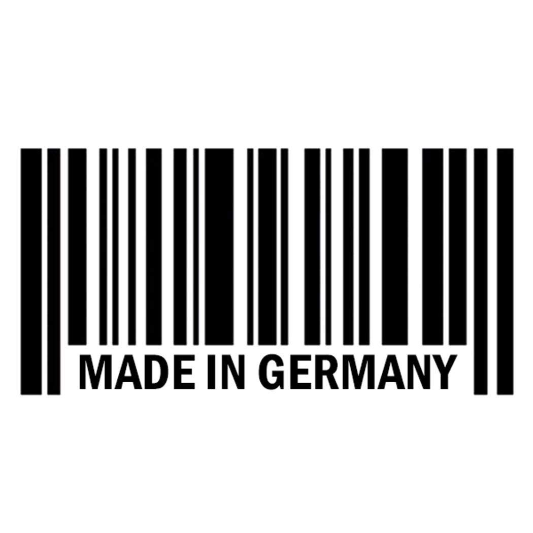 Made In Germany Vinyl Decal Sticker 0385