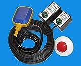 (New Listing) Hi Water Level/Sump Pump Failure Alarm (Standard & Wireless)