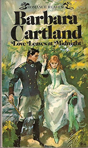 book cover of Love Leaves at Midnight