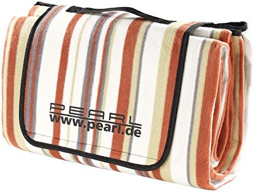PEARL-Aufrollbare-Fleece-Picknick-Decke-200-x-175-cm