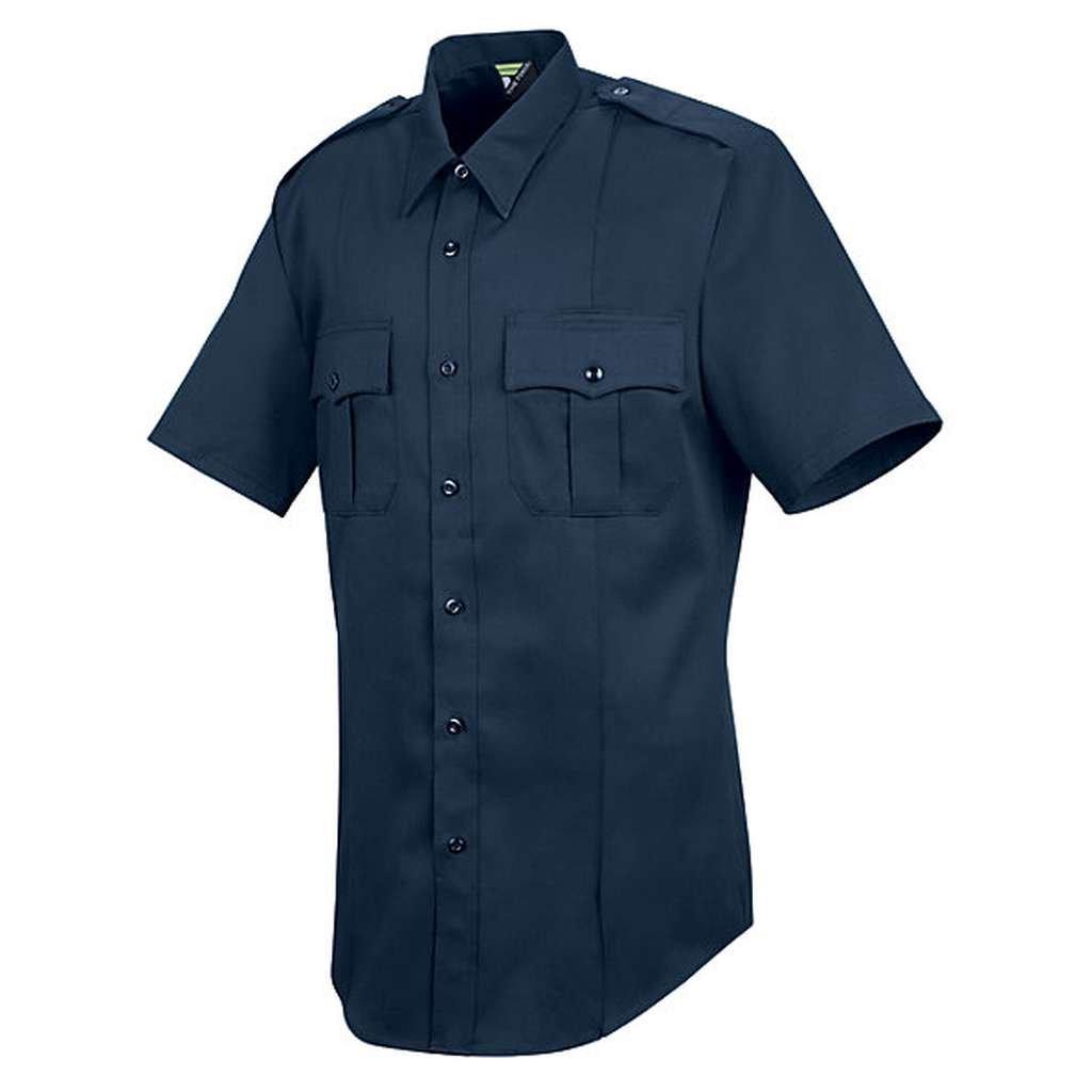 Dark Navy Horace Small Deputy Deluxe Shirt SS165