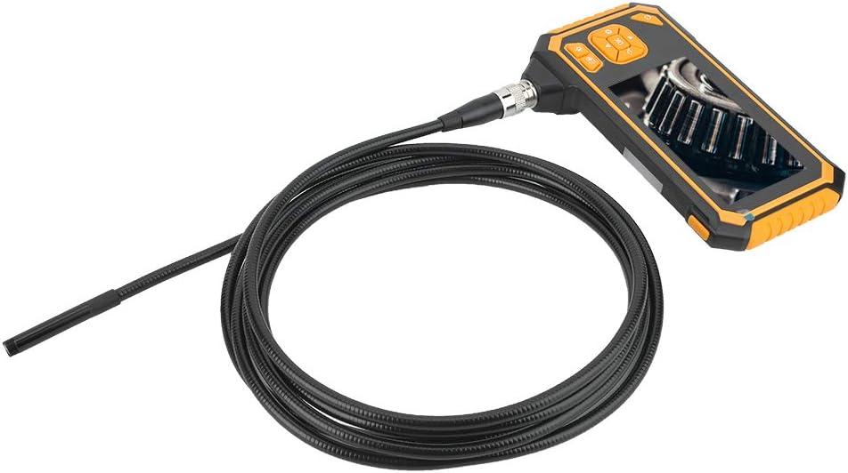 Ausla Cam/éra dinspection num/érique ,Endoscope Industriel 8mm HD 4.3 Pouces pour la linspection de Canalisations HD 1080P Cam/éra Portable Inspection