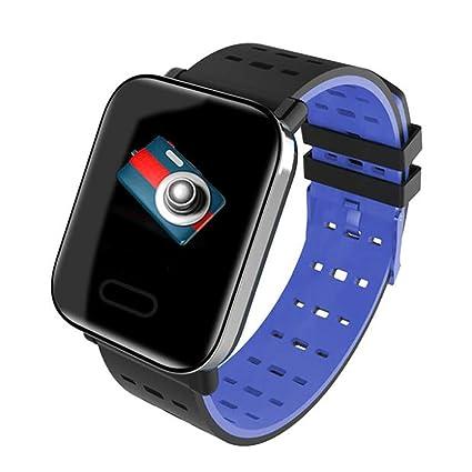 Yedina Fitness Tracker, IP67 Impermeable cinturón podómetro Consumo de calorías Distancia Foto y Otros Compatible