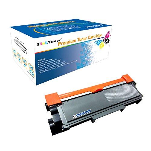 (LinkToner TN660 Compatible Toner Cartridge Replacement High Yield for Brother TN-660 BK TN630 Laser Printer DCP-L2520D, L2560DW, HL-L2315DW, HL-L2320D)