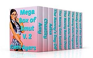 book cover of Mega Box of Smut V. 2