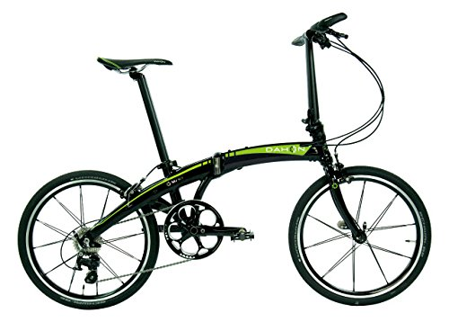 Dahon Nu SL11 Bicicleta Plegable para Adulto, Arena Lime, Talla 20: Amazon.es: Deportes y aire libre