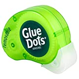 Glue Dots 3669 Adhesives Removable Dot N' Go Dispenser