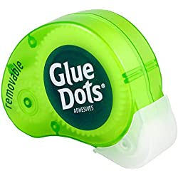 Glue Dots Removable Dispenser