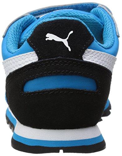 Puma St Runner Sesame Str cm Kids Unisex-Kinder Low-Top Blau (atomic blue-black 01)