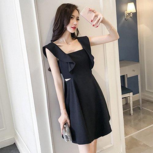 5d09d9a935992 CY Fashion Slim Dress Femme Robe de Soirée Rouge Party Party Host ...