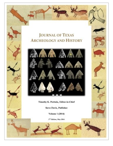 Journal of Texas Archeology and History: Volume 1 (2014)
