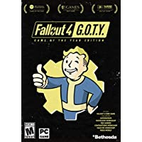 Fallout 4: Game Of The Year Edition PC Digital Deals