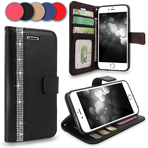 Cellularvilla Diamond Embossed Leather Protective