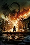 The Hobbit Battle of the Five Armies - Smaug Poster 24 x 36in