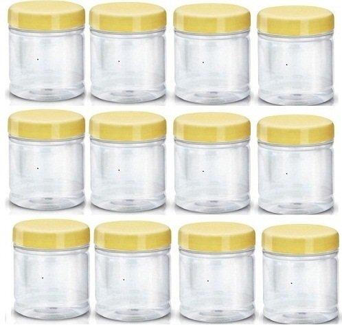 Sunpet Premium Round Jar Set No. SPL250-12 of 12 Pcs Price & Reviews