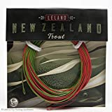 Leland New Zealand Trout Fly Fishing Line, Weight-Forward Floating (WF5F)