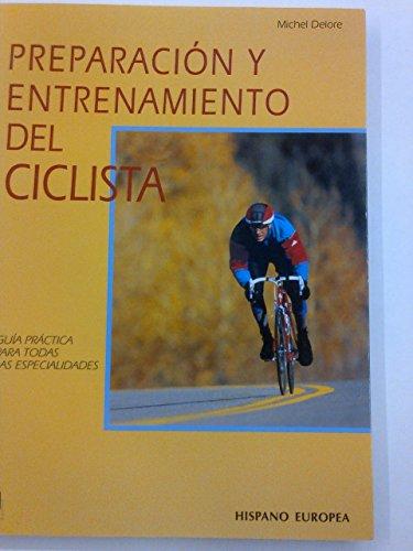Preparacion y entrenamiento del ciclista (Herakles) por Michel Delore