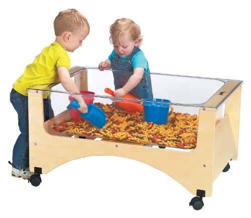 Jonti-Craft 2872JC Toddler See-Thru Sensory Table ()