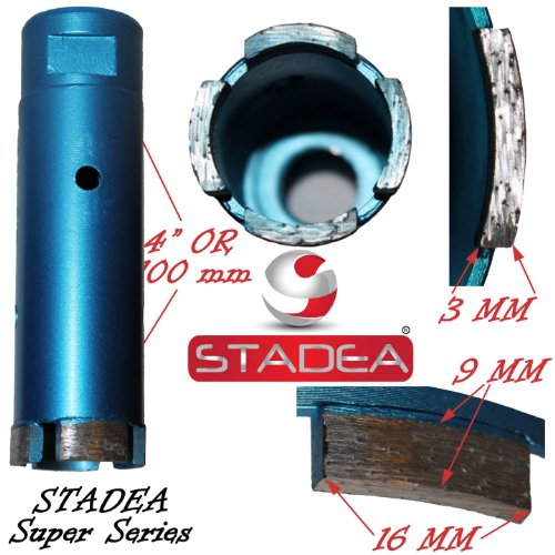 STADEA diamond Granite Concrete Masonry