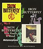 Ball/Metamorphosis /  Iron Butterfly