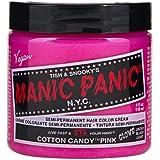 マニックパニック カラークリーム コットンキャンディーピンク