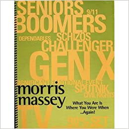 morris massey values development
