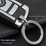 FEGVE Titanium D-Rings with Screw Shackle Horseshoe