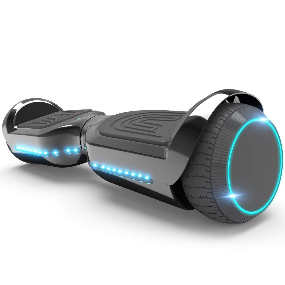 All-New Hoverstar HS2.0 Hoverboard Two-Wheel Self Balancing Flash Wheel Electric Scooter with Wireless Bluetooth Speaker