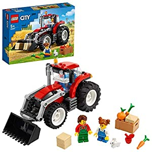 LEGO Tractor Building Blocks for...